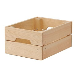 Personalised Stackable Crate